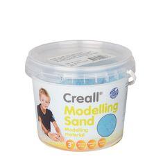 Creall Kinetický piesok 750g modrý