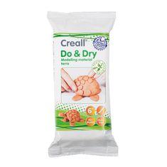 Creall Tvrdnúca modelovacia hmota Do&Dry 500g terakota
