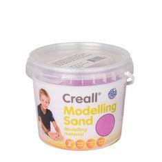 Creall Kinetický piesok 750g fialový
