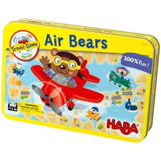 HABA Magnetická hra Medvede vo vzduchu Ostrovné preteky