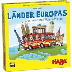 HABA Hra Krajiny Európy