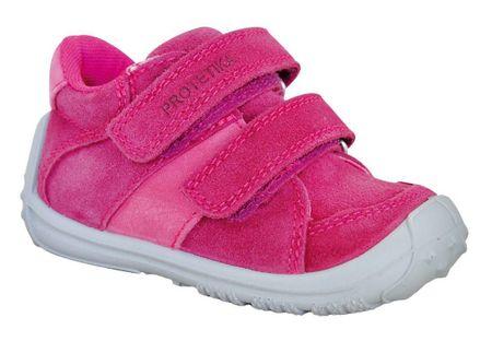 Protetika POLY egész évben hordható cipő lányoknak, fuxia, 23, rózsaszín