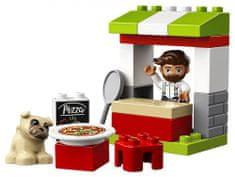 LEGO DUPLO® Town 10927 Stoisko z pizzą