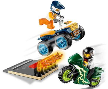 LEGO® City 60255 Kaszkadőr csapat