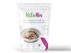 KetoMix KetoMix Proteinová kaše s čokoládovou příchutí 10 porcí
