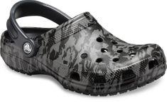 Crocs natikači Classic Printed Camo Clog (206454-001)