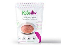 KetoMix KetoMix Proteinová polévka rajčatová 10 porcí