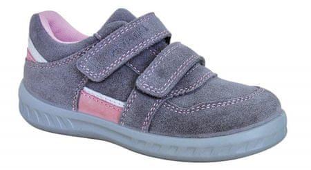 Protetika Cipele za djevojčice LISBON pink, 34, roza