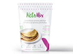 KetoMix KetoMIx Proteinová omeleta se sýrovou příchutí 10 porcí