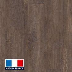 Gerflor sada 8 vinylových desek - tmavé dřevo - 2,02 m²
