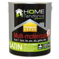 Home Tendance fasádní barva - 2,5 litru, světle šedá