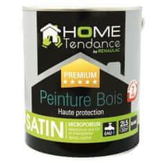 Home Tendance ochranný nátěr na dřevo 2,5 litru, bílý