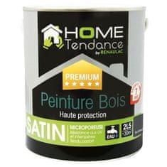 Home Tendance ochranný nátěr na dřevo 2,5 litru, antracitově šedá