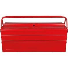 Kreidler kovový box na nářadí s 5 přihrádkami