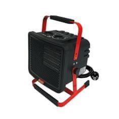 Mecafer elektrický topný ventilátor