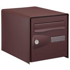 Decayeux schránka na dopisy, vínová
