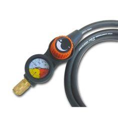 Mecafer hadice na stlačený vzduch s dálkovým regulátorem tlaku