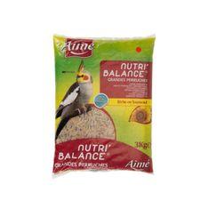 AIME kopletní krmivo pro větší papoušky - 3 kg