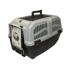 AIME transportní box pro psy i kočky - 55x36x35cm