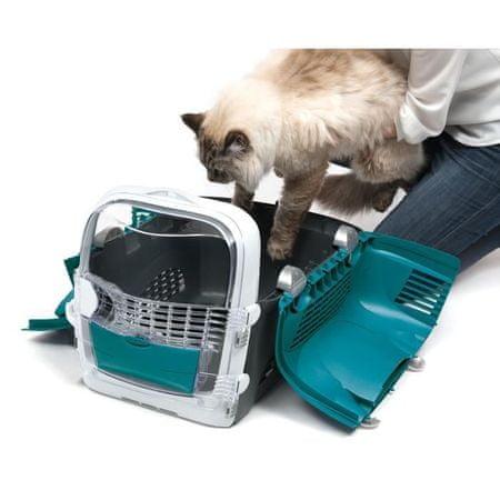 CAT IT přepravka CATIT Design Cabrio modrá