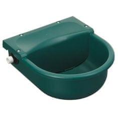 Kerbl miska na vodu 22522 Dog Level 3 l, zelená