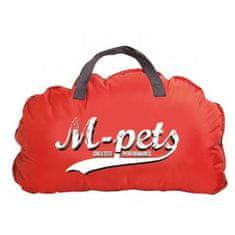 M Pets přenosný pelech pro psy Bilbao - červená
