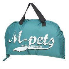 M Pets přenosný pelech pro psy Bilbao - modrá