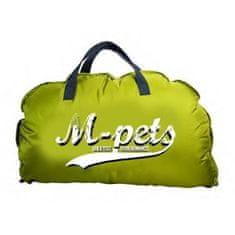 M Pets přenosný pelech pro psy Bilbao - žlutá