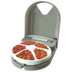 PetSafe automatický dávkovač na 5 jídel