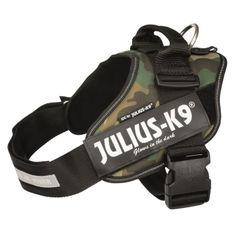Julius K9 silový postroj vel. 1 - maskáčoý