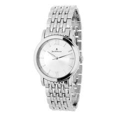 Jean Bellecour dámské analogové hodinky, stříbrná