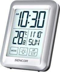 SENCOR SWS 1918 hőmérő órával
