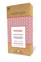 Vertuzzi Sicily Organic – kompostovatelné kapsle pro kávovary Nespresso, 10 ks
