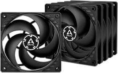 Arctic P12 Value pack (5ks) ventilátor - 120mm