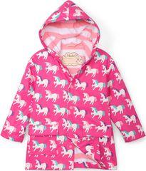 Hatley dziewczęcy płaszcz przeciwdeszczowy, zmieniający kolory