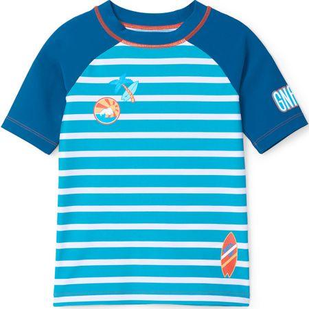 Hatley fiú úszó póló, 110, kék