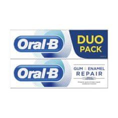 Oral-B Gum & Enamel Repair Gentle Whitening DUO pack