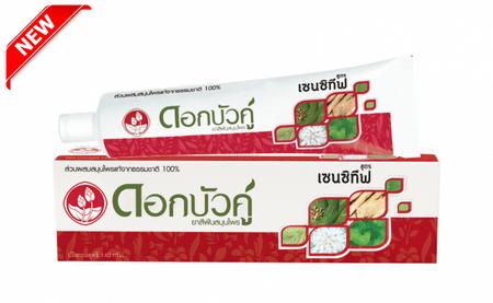 Twin Lotus pasta do zębów Sensitive, 140 ml