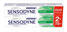 Sensodyne Fluoride zubní pasta 2 x 75 ml