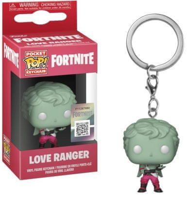 Funko POP! Fortnite S1 obesek za ključe, Love Ranger