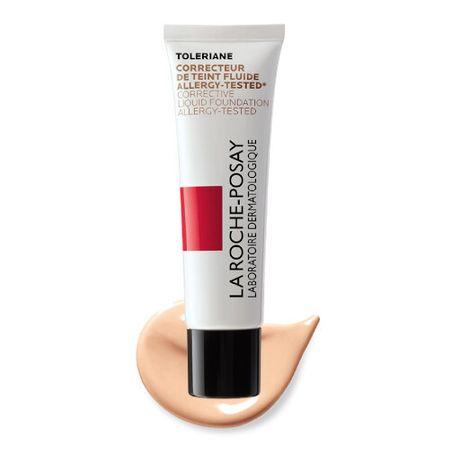 La Roche - Posay Płyn makijażu korygujące Toleriane Teint SPF 25 (Fluid naprawcze) 30 ml (cień 10 Ivory)