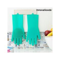 InnovaGoods večnamenske silikonske rokavice