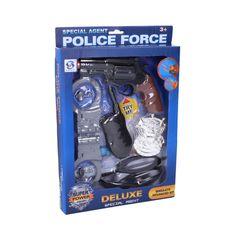 Wiky Policajný set