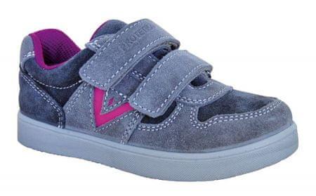 Protetika dekliški čevlji AROX, grey, 30, sivi