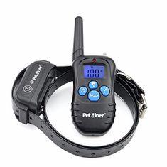 Petrainer PET998DB Deluxe elektronický výcvikový obojek