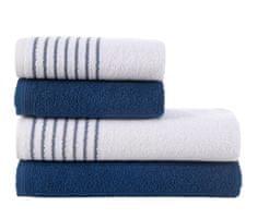 Carbotex Sada froté ručníků a osušek Davos Námořnická