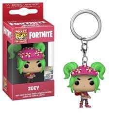 Funko POP! Fortnite S2 obesek za ključe, Zoey