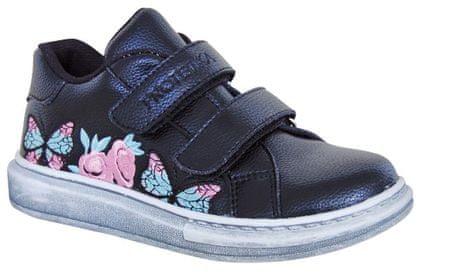 Protetika Poga cipele za djevojčice, 27, crne