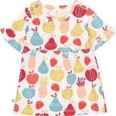 Boboli dievčenské šaty Organic Fruit