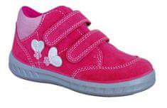Protetika dievčenská celoročná obuv RORY fuxia